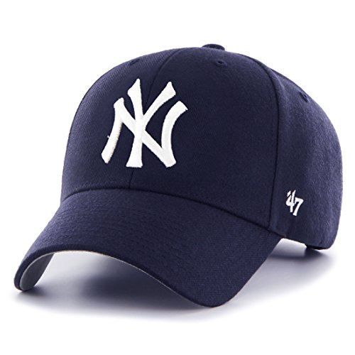 47 Brand MLB New York Yankees MVP Cap - Light Navy