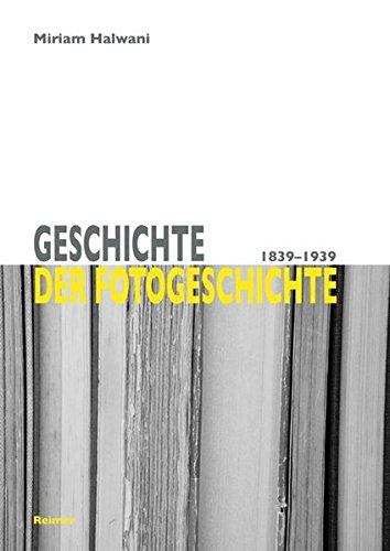 Geschichte der Fotogeschichte: 1839-1939