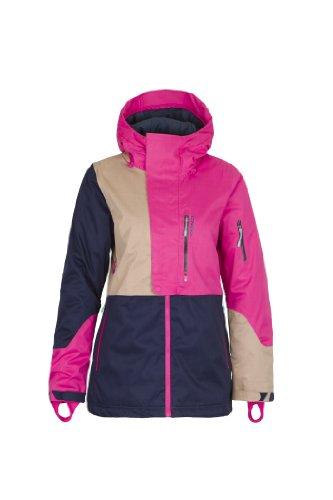 O'Neill Damen Snow Jacke PWEX Karma Jacket, Blue Print, M, 355000