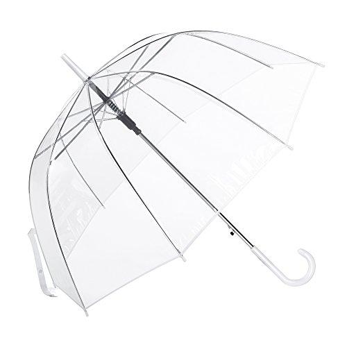 paraguas transparentes,paraguas infantil Anti-lluvia A prueba de viento Anti-nieve,Paraguas de señora de mango largo,moda flor paraguas,paraguas por la boda decoración