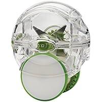 Chef'n Garlic Zoom Picador ajos Chefn 27439, Plástico, Verde