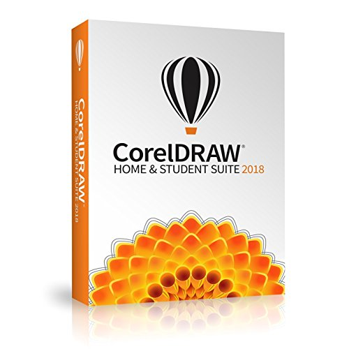 Corel Draw Home & Student Suite 2018, deutsch WIN Box|2018|1|-|Windows|Disc|Disc