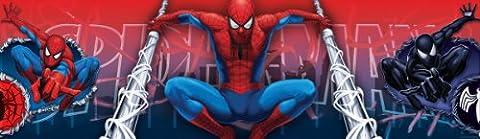Decofun 42269 Spiderman Border 15.9 cm