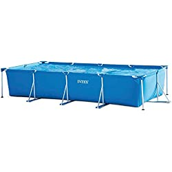 Intex - Piscina desmontable tubular Intex 450x220x84 cm - 7.127 l. - 28273NP