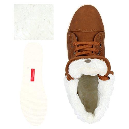 napoli-fashion , Chaussures de sport d'extérieur pour homme Marron