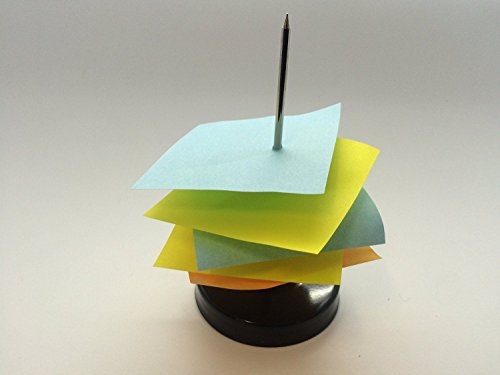 Range Wholesale Paper Note Spike Holder for Desk Notes, Bills, Receipts with Heavy Base by Range Wholesale