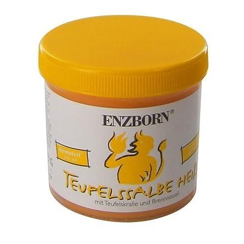 Enzborn Teufelssalbe Pflegegel Heiß 200 ml, 1er Pack (1 x