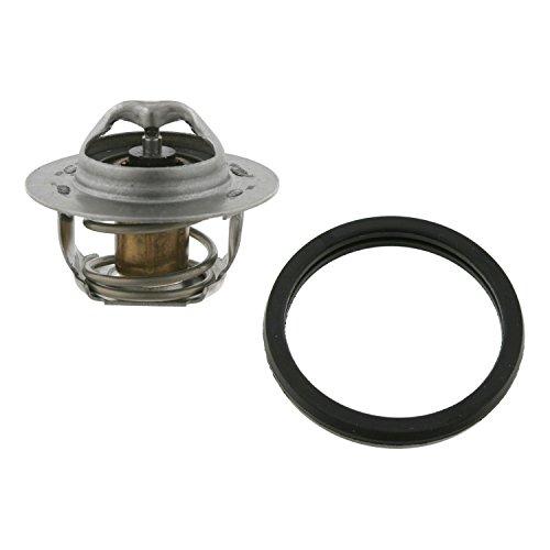 febi bilstein 24028 Thermostat mit Dichtring, Schalttemperatur 89° C, 1 Stück