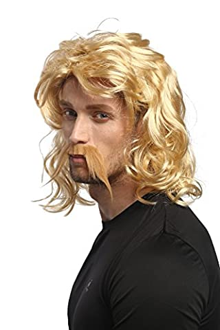 WIG ME UP ® - 91098-ZA06 Perruque et barbe hommes