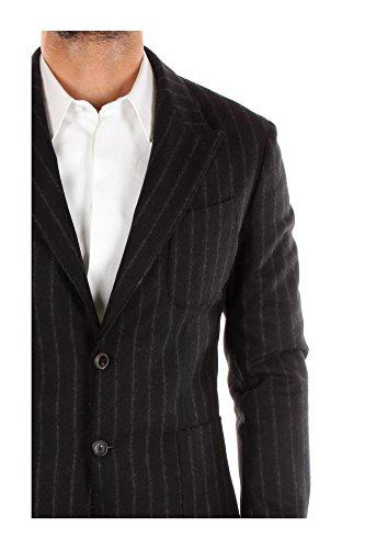 G2CB1TFR2PNS8053 Dolce&Gabbana Homme Laine Noir Noir