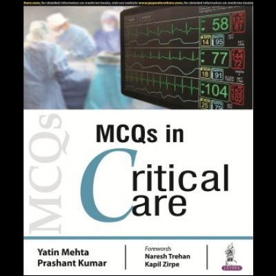 MCQs in Critical Care (2018)