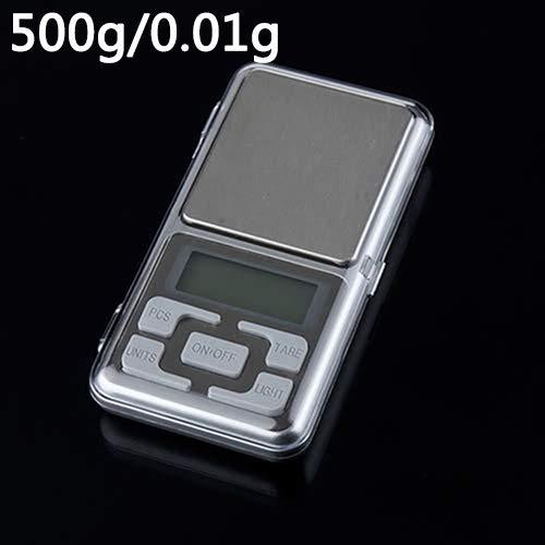 XQxiqi689sy Mini-Digitalwaage für Schmuck, tragbar, mit LCD-Display (Schwarz Gepäck-sets Auf Verkauf)