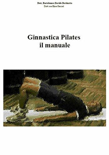 Libro Ginnastica Pilates, il manuale