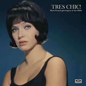 More French Girl Singers of the 1960s