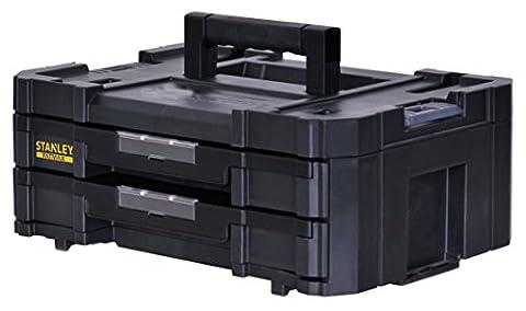 Stanley FMST1-71969 Mallette 2 tiroirs Tstak