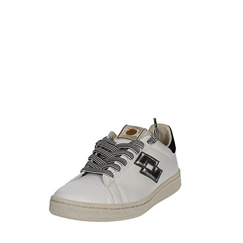Chaussures Lotto Blanc / noir