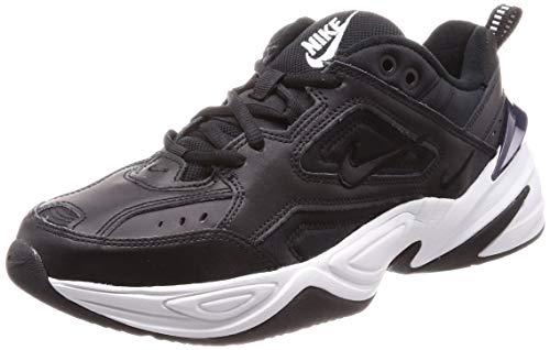 Nike Herren M2K TEKNO Sneakers, Mehrfarbig Black/Off White/Obsidian 001, 42.5 EU