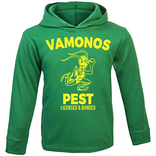 Cloud City 7 Breaking Bad Vamonos Pest Baby and Kids Hooded ()