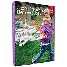 Adobe Premiere Elements 2019 | Standard | PC/Mac | Disc
