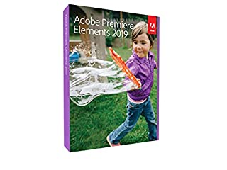 Adobe Premiere Elements 2019 | Standard | PC/Mac | Disc (B07HJK5LPQ) | Amazon price tracker / tracking, Amazon price history charts, Amazon price watches, Amazon price drop alerts