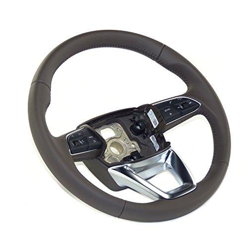 Original Sportlenkrad Lenkrad Sport Leder MFA Lederlenkrad steering wheel, Wapitibraun braun,...