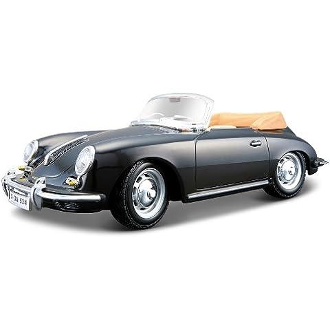BBurago 18-22078  - Porsche 356B Cabriolet 1:24 Bijoux Collezione 1961 (surtido: modelos aleatorios)
