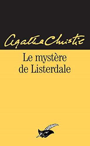 Le mystère de Listerdale (Masque Christie)