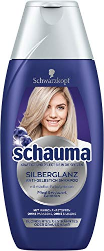 Schauma Shampoo Silberglanz, 5er Pack(5 x 250 g)
