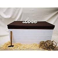 storage ottoman solid wood soft seat bench