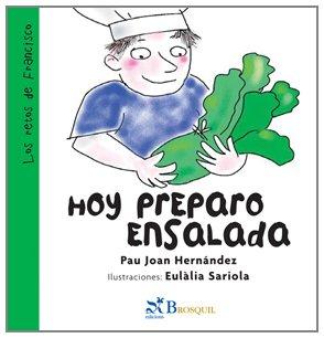 Hoy Preparo Ensalada Cover Image