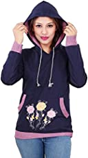 SR Women's Cotton Hoodies-670