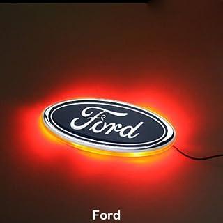 Generic CAR244 LED Car Tail Logo Auto Badge Light, White