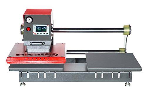 Secabo TPD7 Pneumatik Doppelplatten Presse - 2