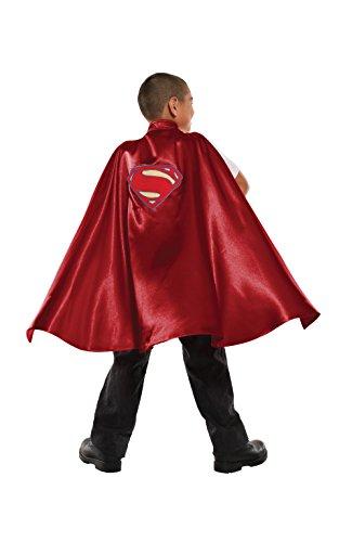 Jungen Kostüm Superman Für - Rubie 's Offizielles Superman Cape Dawn of Justice, Kind Kostüm-EINE Größe