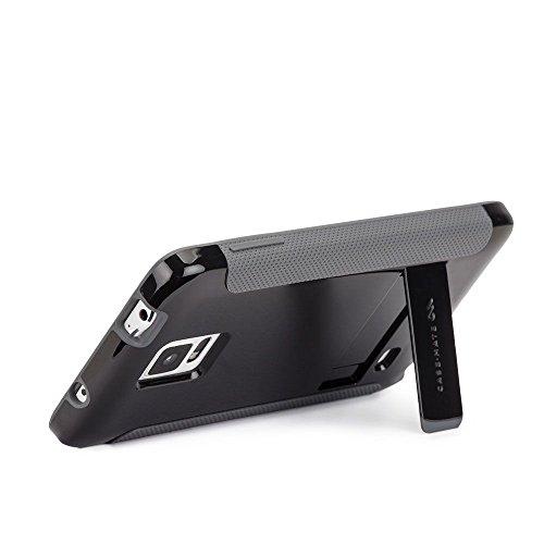 Case-Mate CM032327 Sheer Glam Schutzhülle für Samsung Galaxy S6 champagner Schwarz/Grau