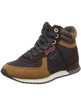 Pepe Jeans Jungen Sydney Boot Sneaker