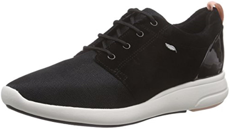 Geox D Ophira A Damen Sneakers 2018 Letztes Modell  Mode Schuhe Billig Online-Verkauf