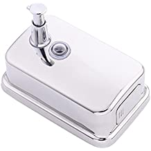 Jabonera Dosificador para Baño, Hotel, Restaurante, Cocina, etc. bomba de espuma Dispensador para Champú
