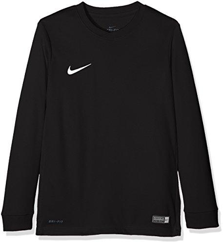 Nike Kinder Langarm Trikot Park VI, Black/White, S, 725970-010