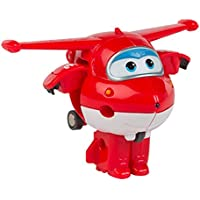 Super Wings - Jett Personaje transformable (ColorBaby 75861)