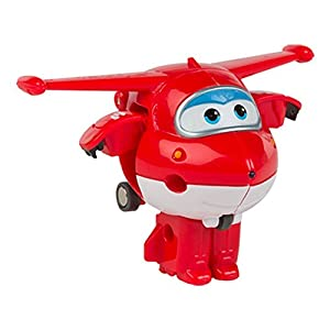 ColorBaby - Jett, personaje transformable Super Wings (75861)