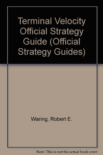Terminal Velocity Official Strategy Guide