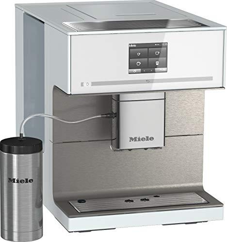 Miele 10947400 CM 7550 Kaffeevollautomat per Smartphone bedienbar mit WiFiConn@ct, Kaffeemaschine...