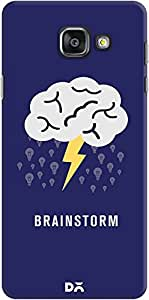 DailyObjects Brainstorm Mobile Case for Samsung Galaxy A7 2016 Edition