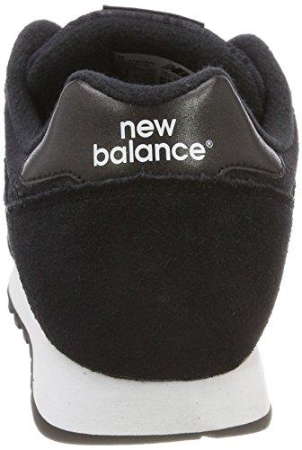 New Balance 373, Baskets Femme Noir (Black/white)