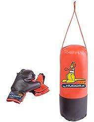 HUDORA 74202 bolsa de boxeo y almohadilla - bolsas de boxeo y almohadillas
