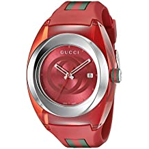 Gucci YA137103 - Reloj de cuarzo unisex c7be2ba260f