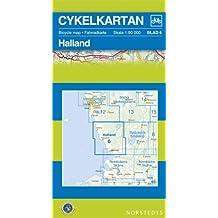 Halland Cycling Map: SE.CYK.06