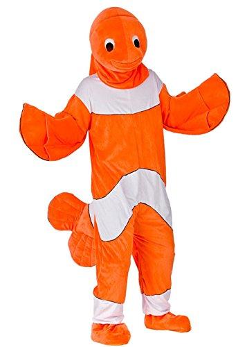 Finding Nemo Stil Clownfische Kostüm Erwachsene