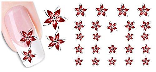 Decalcomanie Di Ogni Genere; Stampate Unghie, AIMEILI Adesivi Di Unghie Decorative Elegante DIY Nail